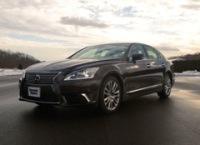 Updates for 2013 The Lexus LS