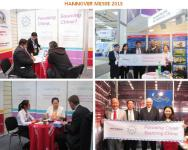 Global Sourcing Event at 2013 CIOE