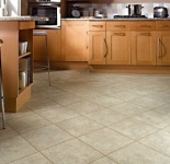 Vinyl Flooring Is a Wonderful Option for an Inexpensive Way to Update Your Kitchen