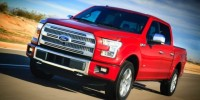 Ford F-150 'truck'has Obtained a 21st-Century Makeover with Multiple LED Lighting