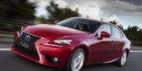 The Lexus Is300h Is Riposte to The Economical MID-sized Oil-burners