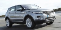 Range Rover Evoque Will Become The First Regular Production Car;Nine-Speed Auto