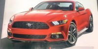 The First Images of Ford Mustang Have Been Leaked Online