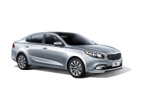 KIA Unveiled Its K4 Sedan Exclusively for The Chinese Market