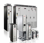 Industrial AC Drive Portfolio Is Built on a Common Architecture