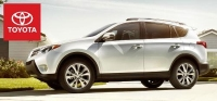 2013 RAV4 with Advanced Features Is Improved by Toyota