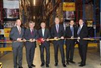 DHL Supply Chain Has Officially Opened Its Logistics Center in Monchengladbach