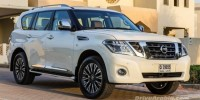 Nissan Patrol Have Leaked Just Hours out From Its Unveiling at The Dubai Motor Show