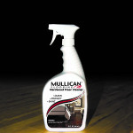 Mullican Flooring Introducted Hardwood Floor Cleaning Products for The First Time