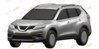 Give Us Best Look Yet at The Design of The All-New Third-Generation Nissan X-Trail SUV