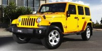 The Luxury-Spec Jeep Wrangler Overland Has Been Added to Australian Showrooms for 2013