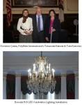 Illinois Executive Mansion install Borealis LED lamps