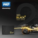 WD Have Announced The Release of The WD Black2 Dual Drive
