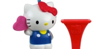 Hello Kitty Birthday Lollipop Whistle Feature Small Parts Hazardous to Young Children