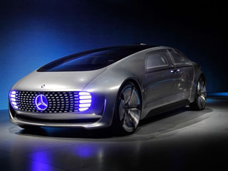 Cars Drive to The Fore at Annual CES Tech Confab