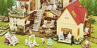Sylvanian Family Easter TV Drive Will Run From April 7th to May 4th.
