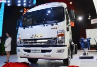 JAC Visda Officially Launched at The Guangzhou Auto Show