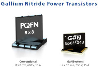 GaN Systems Is Claiming That Its GS66504B Is The World's Smallest 650V