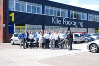 Kite Packaging Opens New Unit in England