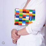 Handbag Made of Lego Bricks: AGABAG