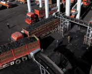 China's Coal Industry Freezes Over