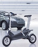 Ford Displays E-Bike Concepts in Barcelona