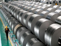 Steel Prices in China Rise Mildly