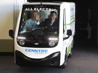 Cenntro Automotive Starts Production of Electric Utility Vehicle at US Plant
