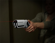 The Laser Gun for Protecting Your Home