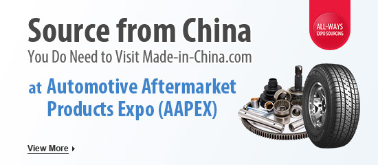Visit Made-in-China.com at AAPEX