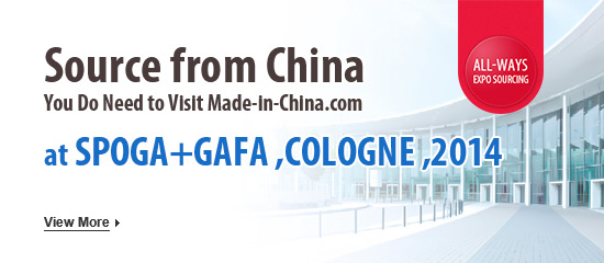 Visit Made-in-China.com at SPOGA+GAFA