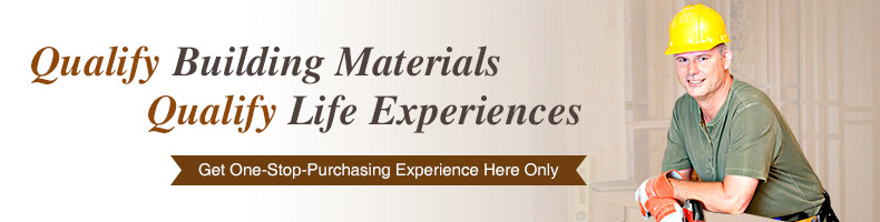 Quality Building Materials, Qualify Life Experiences