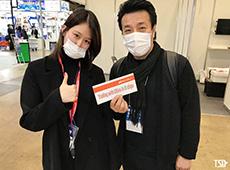 日本展会现场实录:亚洲大展观众减半?