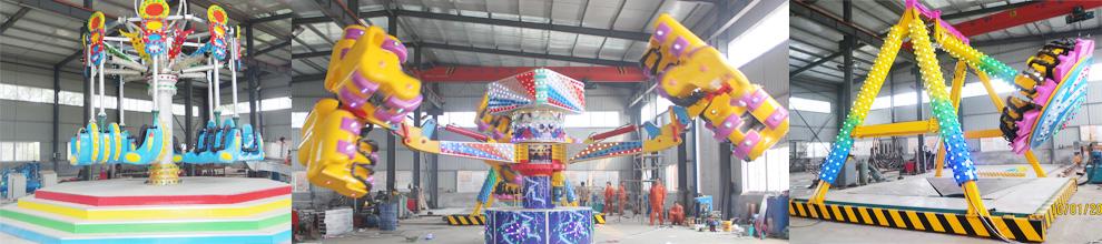 Zhengzhou Bigjoys Amusement Equipment Co., Ltd.