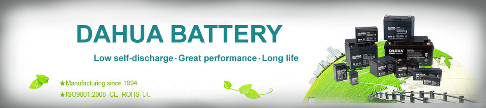Fujian Quanzhou Dahua Battery Co., Ltd.
