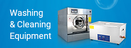 Washing & Cleaning Equipment