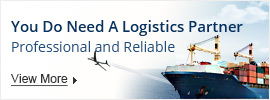 Recommended logistics service suppliers, professional and reliable.