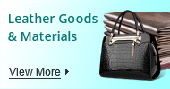 Leather Goods and Materials