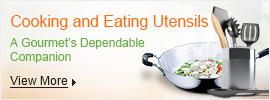 Cooking & Eating Utensils