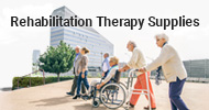 Rehabilitation Therapy Supplies