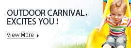 Outdoor Carnival,Excites You