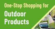 One-Stop Shopping for Outdoor Products