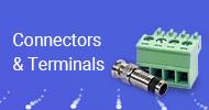 Connectors & Terminals