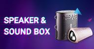 Speaker & Sound Box