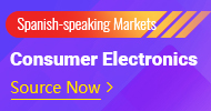 Selected Consumer Electronics Products for Spanish-Speaking Markets