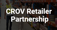 CROV Retailer Partnership