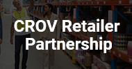 CROV Retailer Partnership