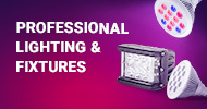 Professional Lighting & Fixtures