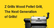 Z Grills Wood Pellet Grill, The Next Generation of Grills