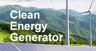 Clean Energy Generator